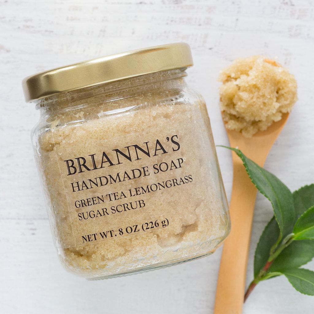 Natural Sugar Scrub Vegan All Natural Organic Sensitive Skin